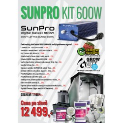 SUNPRO KIT 600W