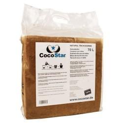 CocoStar Bale briketa, 70L
